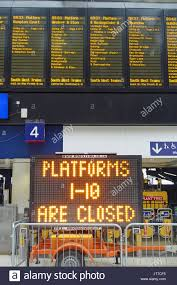 Barnes Station London Waterloo Station Sign Stock Photos U0026 Waterloo Station Sign Stock