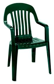 Outdoor Patio High Chairs by Outdoor Plastic Stacking Chairs Doors Shop Adams Mfg Corp