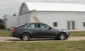 cadillac cts mpg 2017 cadillac cts in depth model review car and driver