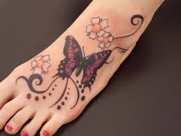 the 25 best butterfly foot tattoo ideas on pinterest ankle