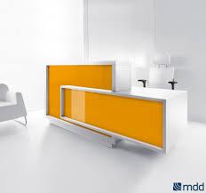 Reception Counter Desk by Reception Desk Reception Desk Foro Mdd
