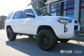 range rover vector toyota 4runner with 18in fuel vector wheels butler tire suv u0027s