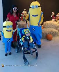 Halloween Minion Costumes 166 Family Group Halloween Costumes Images