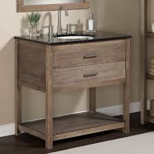 Bathroom Beautiful  Inch Bathroom Vanity With Marble Top Sink - Solid wood bathroom vanity uk