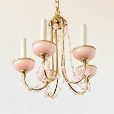 Italian Chandeliers Italian Chandelier W Pink Crystals The Big Chandelier