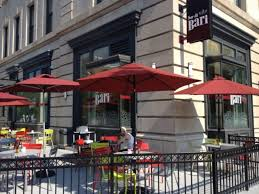 The Drafting Table Dc European Style Cafe Bar Di Bari Now Open On 14th Street Nw