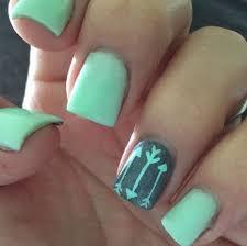 35 fun nail designs for short nails nails in pics
