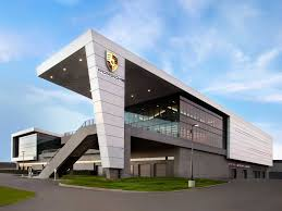 bentley headquarters porsche u0027s incredible 100 million us headquarters is an amusement