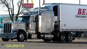 semi truck companies bell truck trucking shoemakersville pa youtube