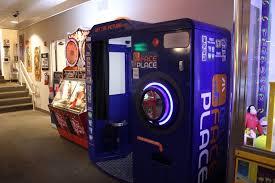 photo booth machine place arcade photo booth machine works great ebay