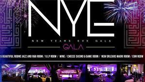 new years events in houston new years gala at oak ballroom oak ballroom