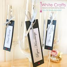 place cards white crafts