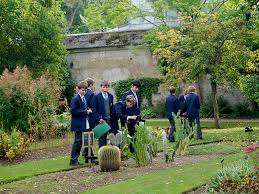 Botanical Gardens Oxford Year 8 Visit The Oxford Botanic Gardens Abingdon Prep Leading