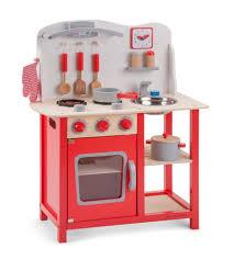 cuisine de dînette en bois bon appé chez les enfants