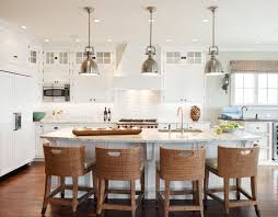add your kitchen with kitchen island with stools midcityeast 20 interesting rattan chairs you can add to your kitchen rattan
