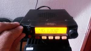 yaesu ft 1907 uhf 400 480 mhz 50 watts youtube