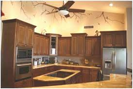 resurface kitchen cabinets before and after refinish cabinets or replace refacing kitchen antique white
