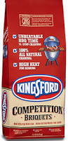 Kingsford Match Light Competition U2014 Bullet Smoker Bbq Charcoal For Grilling Meat