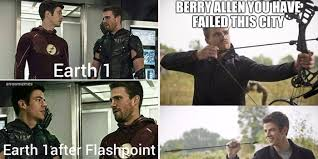 Arrow Meme - arrow vs flash memes cbr