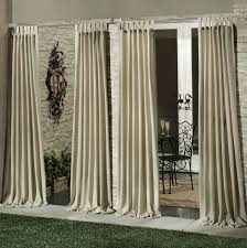 Gazebo Curtain Ideas by Homey Outdoor Gazebo Curtain Panels Door Panel Outdoor Grommet Top