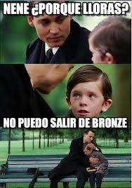 Memes League Of Legends - league of legends bronze nene 眇porque lloras on memegen
