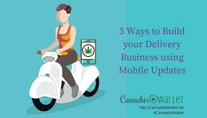 5 Ways To Build Your by Ways To Build Your Delivery Business Using Mobile Updates