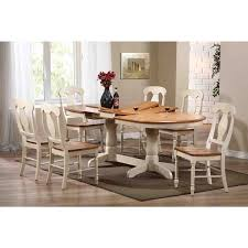 Overstock Dining Room Furniture Iconic Furniture Antiqued Caramel Biscotti Oval Dining Table