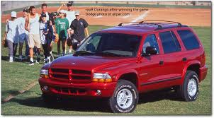 2000 dodge durango change 1998 2003 dodge durango the from development to the