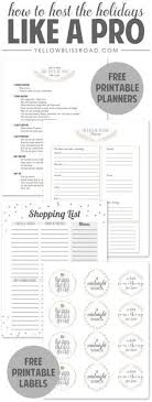free printable grocery list thanksgiving grocery list