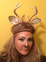 Deer Antlers Halloween Costume Deer Antler Headband Flower Crown Horns Christmas Halloween