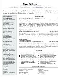 construction worker resume resume for construction worker resume building maintenance worker
