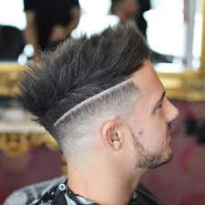 razor cut hairstyle with spiky on top 60 breathtaking spiked hair styles stand out in 2018