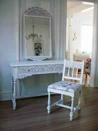 desk vanity hallway table antique shabby chic furniture on