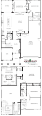 Ranch Floor Plans Pacific Highlands Ranch Verana Floor Plans New Homes