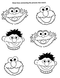sesame street coloring pages at coloring book online