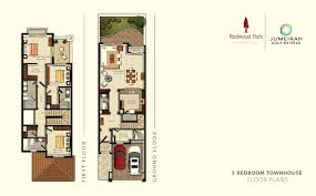 arabian ranches floor plans redwood park floor plans u2013 jumeirah golf estates townhouse sale