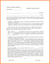 30 Day Notice Lease Termination by 7 Month To Month Rental Agreement 30 Day Notice Purchase