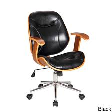 Free Desk Chair Rigdom Bentwood Desk Chair Free Shipping Today Overstock Com