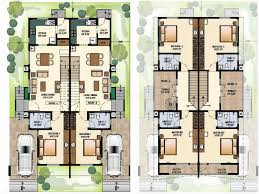 Row House Plans Luxury 100  Home Plan Design 3 Bhk  Home House