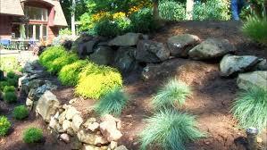 decorations natural landscape ideas landscaping ideas mn design