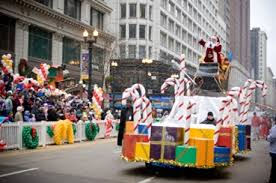 top ten santa events in chicagoland