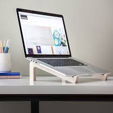 Desk Laptop Stand by Humbleworks Standing Desks Laptop Stands Touch Of Modern