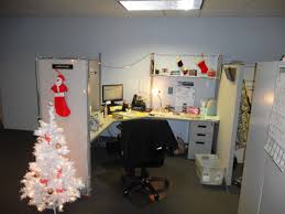 ideas for home decorating themes interior design simple cubicle decoration christmas theme