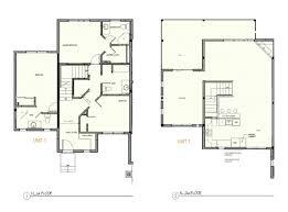 Unit Floor Plans Floor Plans Owaissa Club Townhomes
