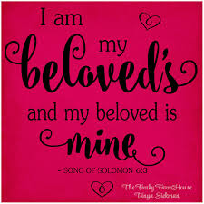 i am my beloved s and my beloved is mine ring svg dxf png i am my beloved s and my beloved is mine song of