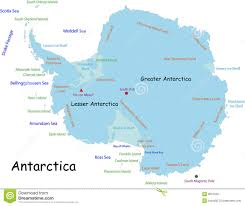 World Map With Antarctica by Antarctica Map Royalty Free Stock Images Image 9051229