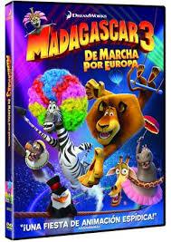 madagascar 3 marcha por europa dvd eric darnell