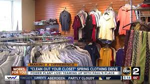 Clean Out Your Closet Clean Out Your Closet And Help Paul U0027s Place Outreach Center In