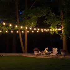 Patio Umbrella String Lights Backyard Backyard String Lights Backyards Pact Backyard Solar