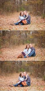 country style engagement shoot